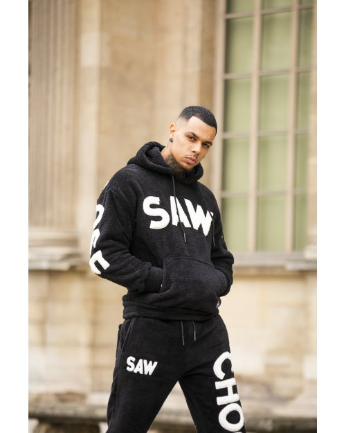 SWEAT - Modèle SAW NEW BLACK